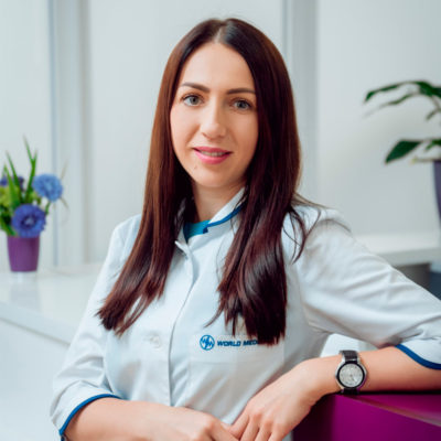 Вознюк Екатерина Викторовна