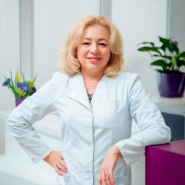 Буран Валентина Василівна