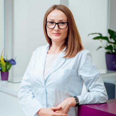Серба Дарья Романовна