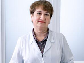 Богдашевская Татьяна Анатольевна